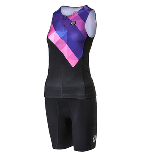 Tri top+ Tri shorts (Women)