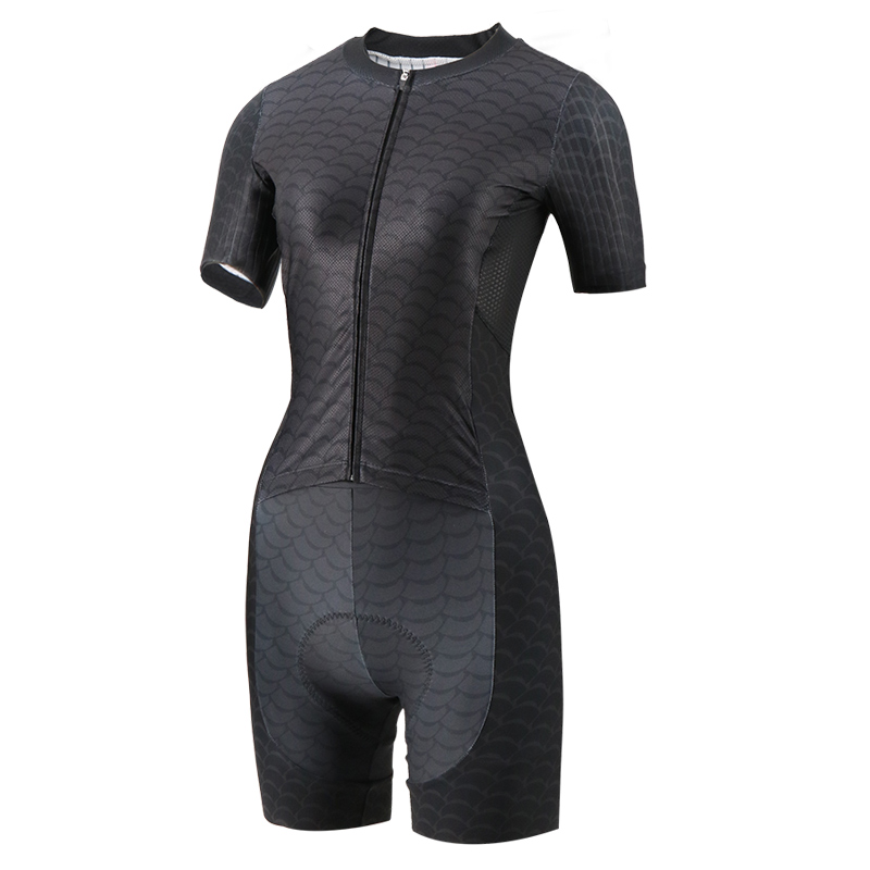 Short Sleeve Skinsuit (Women)